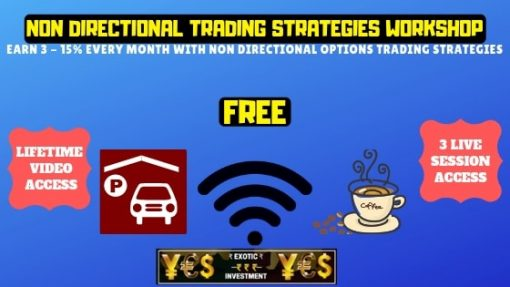 Non-Directional-Trading-Strategies