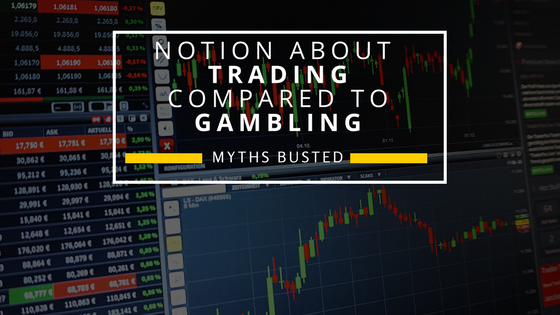 stock trading vs gambling