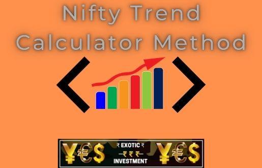 Nifty Trend Calculator