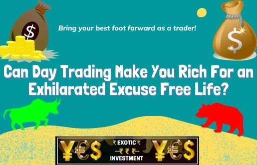 can day trading make you rich