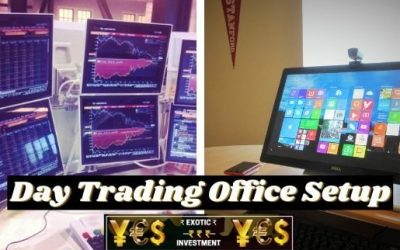 Day Trading Office Setup For Enjoyable And Undisturbed Trading