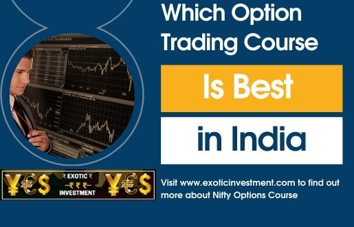 Which Option Trading Course Is Best? Nifty Options Course to be Exact to Make Money Trading?